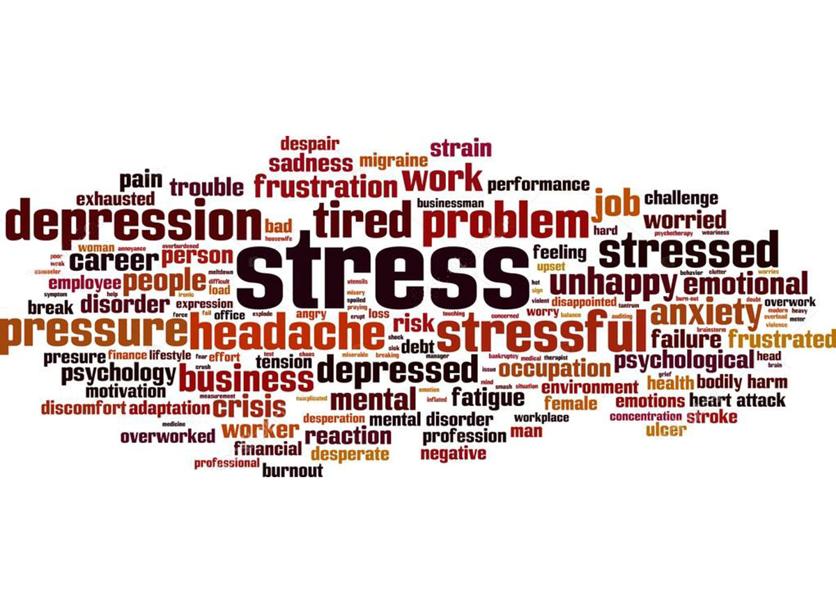 Stress & Anxiety reduction