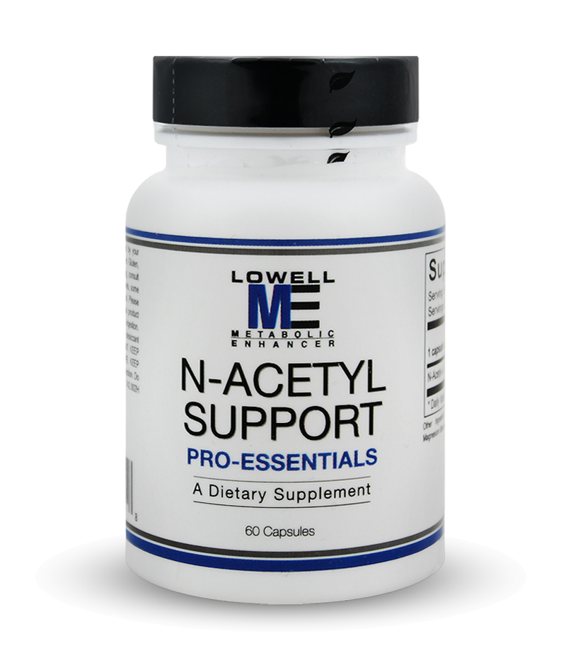 N-Acetyl Support