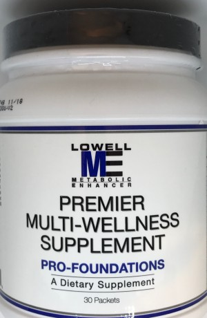 Premier Multi-Wellness Supplement (replaces Premier Multivitamin)
