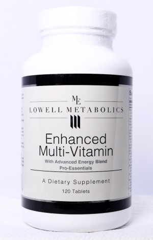 Enhanced Multi-Vitamin
