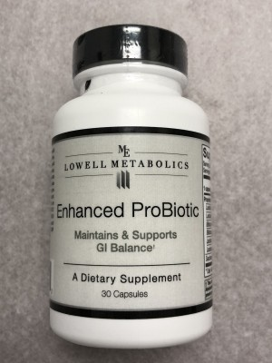 Enhanced Probiotic